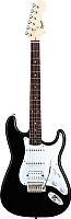 Электрогитара Fender Squier Bullet Stratocaster HSS Black -