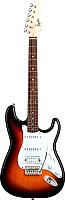 Электрогитара Fender SQ BULLET TREM HSS BSB -