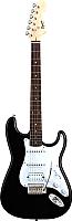 Электрогитара Fender SQ BULLET TREM HSS BLK -