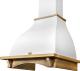 Вытяжка купольная Lex Parma 60 / RUVI000414 (белый) -