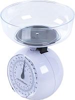 Кухонные весы Endever KS-517 (белый) -