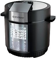 Мультиварка-скороварка Endever Vita 110 (черный/стальной) -