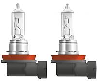 Комплект автомобильных ламп Osram H11 64211NBS-HCB -