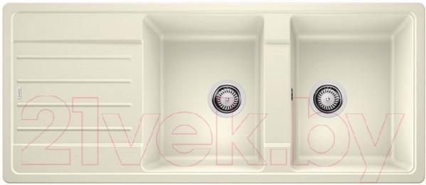 Купить Мойка кухонная Blanco, Legra 8 S / 523166, Германия, искусственный гранит
