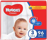 Подгузники Huggies Classic Giga 3 (96шт) -
