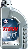 Моторное масло Fuchs Titan GT1 PRO C3 5W30 / 601426414 (1л) -