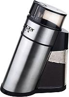 Кофемолка Delta Lux DL-086K (серебристый) -