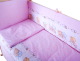 Простыня детская Баю-Бай Мечта ПР14-М1 (розовый) -