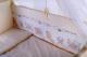 Простыня детская Баю-Бай Мечта ПР14-М2 (бежевый) -