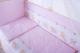 Простыня детская Баю-Бай Мечта ПР15-М1 (розовый) -