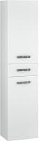 Шкаф-пенал для ванной Sanwerk Sierra Air 40 R 3F / MV0000462 (белый) -