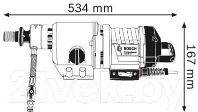Профессиональная дрель Bosch GDB 350 WE Professional (0.601.189.900)