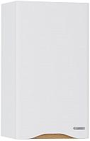 Шкаф-пенал для ванной Sanwerk Slim Liga Air 35 R 1F / MV0000402 (белый) -