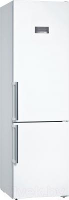 Холодильник с морозильником Bosch KGN39XW32R