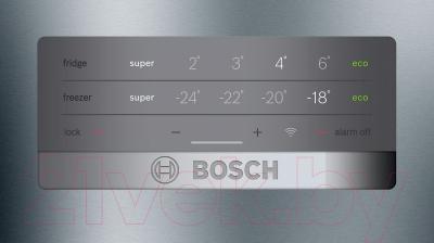 Холодильник с морозильником Bosch KGN39XL32R