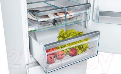 Холодильник с морозильником Bosch KGN39AW31R