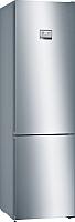 Холодильник с морозильником Bosch KGN39AI31R -