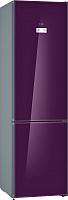 Холодильник с морозильником Bosch KGN39LA31R -