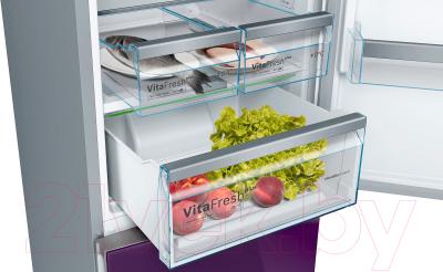 Холодильник с морозильником Bosch KGN39LA31R