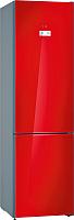Холодильник с морозильником Bosch KGN39LR31R -