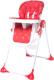 Стульчик для кормления 4Baby Decco (red) -
