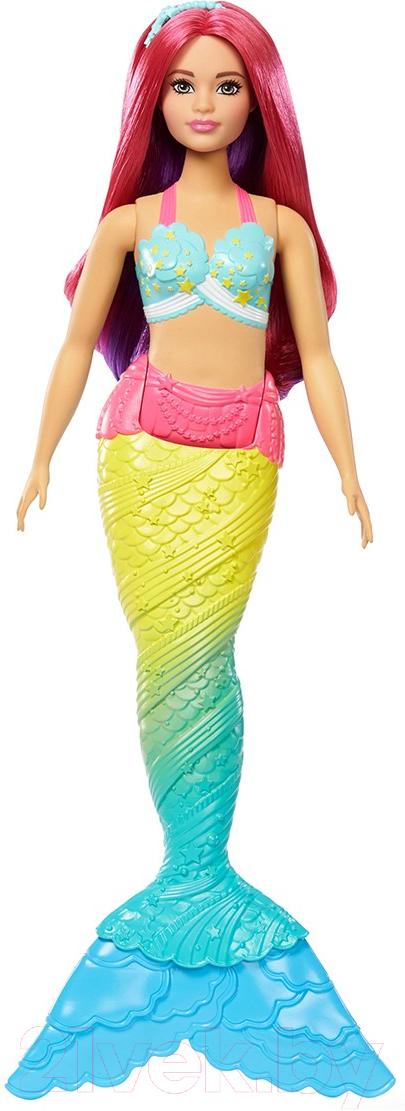 Купить Кукла Barbie, Русалка / FJC89/FJC93, Китай, пластик