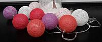 Тайские фонарики Подари 61001 (11/белый/розовый/красный/оранжевый/сиреневый) -