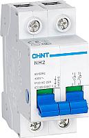 Выключатель нагрузки Chint NH2-125 2P 63A -