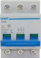 Выключатель нагрузки Chint NH2-125 3P 100A -