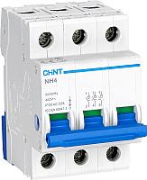 Выключатель нагрузки Chint NH4 3P 100A (R) -