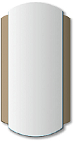 Зеркало Алмаз-Люкс 10с-Е/046 -
