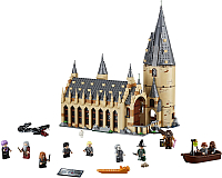 Конструктор Lego Harry Potter Большой зал Хогвартса 75954 -