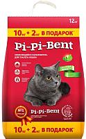 Наполнитель для туалета Pi-Pi-Bent Сенсация свежести L016 (12кг) -