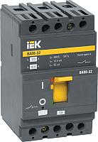 Выключатель автоматический IEK ВА 88-32 125А 3п 25кА -