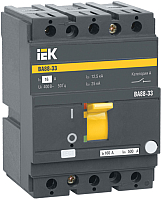 Выключатель автоматический IEK ВА 88-33 63А 3п 35кА -