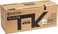 Тонер-картридж Kyocera Mita TK-5270K -