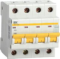 Выключатель автоматический IEK ВА 47-29 M 10А 4п С -