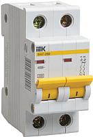 Выключатель автоматический IEK ВА 47-29M 13A 2п 4.5кА С -