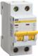 Выключатель автоматический IEK ВА 47-29M 2A 2п 4.5кА С -