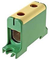 Клемма EKF PROxima PLC-KVS-16-95-Y-Green -