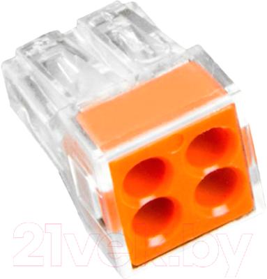 Клемма КС СМК 2273-424 4х0.5-2.5мм2