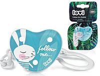 Держатель для пустышки Lovi Follow the Rabbit / 10/884 -