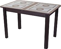 Обеденный стол Домотека Танго ПР 70x110-147 (ст-71/венге/04) -