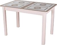 Обеденный стол Домотека Танго ПР (ст-71/молочный дуб/04) -