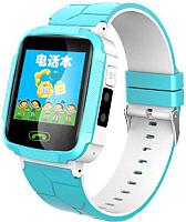 Умные часы детские Wise WG-KD007 (голубой) -