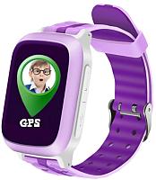 Умные часы детские Wise WG-KD006 (розовый) -