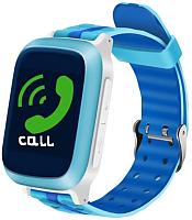 Умные часы детские Wise WG-KD006 (голубой) -
