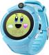 Умные часы детские Wise WG-KD01 (голубой) -