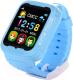 Умные часы детские Wise WG-SW003 Sunflower (голубой) -