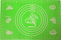 Коврик для теста KING Hoff KH-4657 (зеленый) -